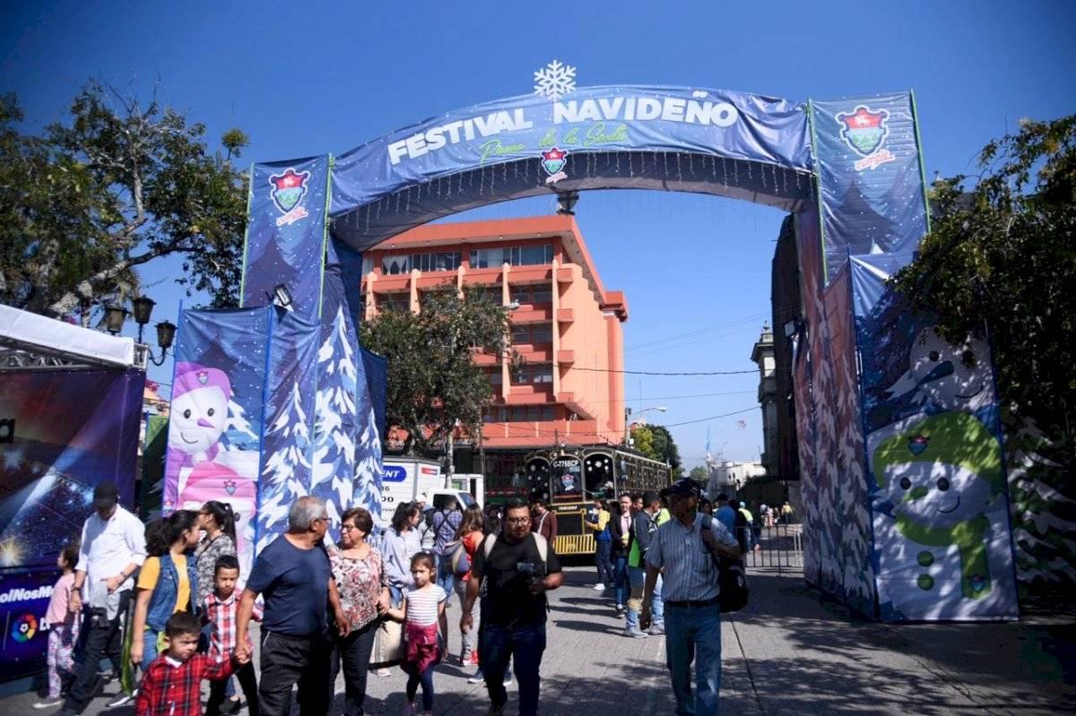 Festival Navideño de la Sexta 2019 Herlindo Zet, Emisoras Unidas 89.7