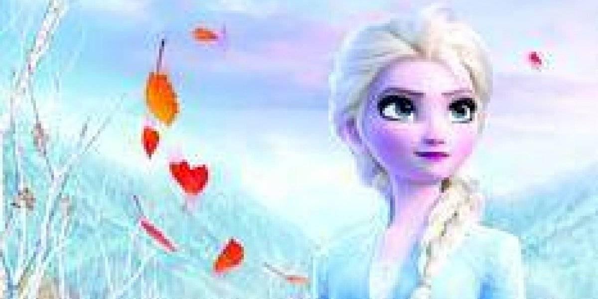 Frozen 2, las voces detrás de Elsa y Anna