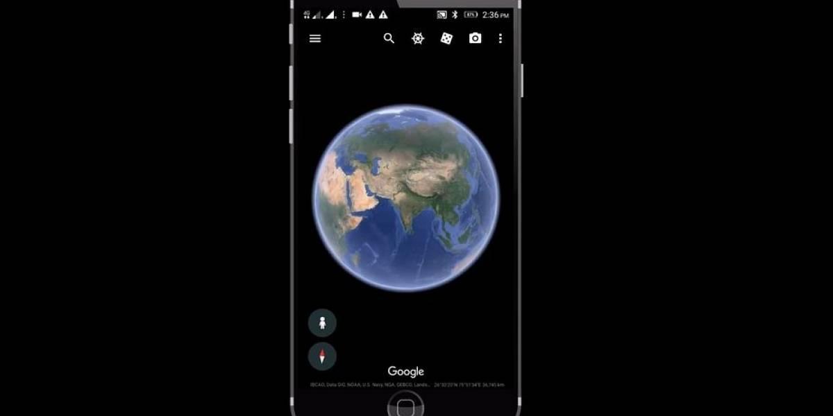 Google Earth permite recorridos para mostrar a tus amigos tus lugares favoritos