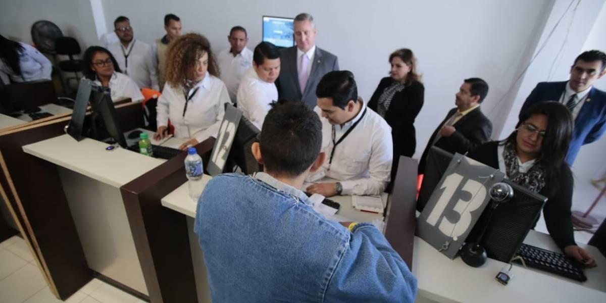 Guatemala y EE.UU. ponen en marcha acuerdo migratorio con el retorno de hondureño