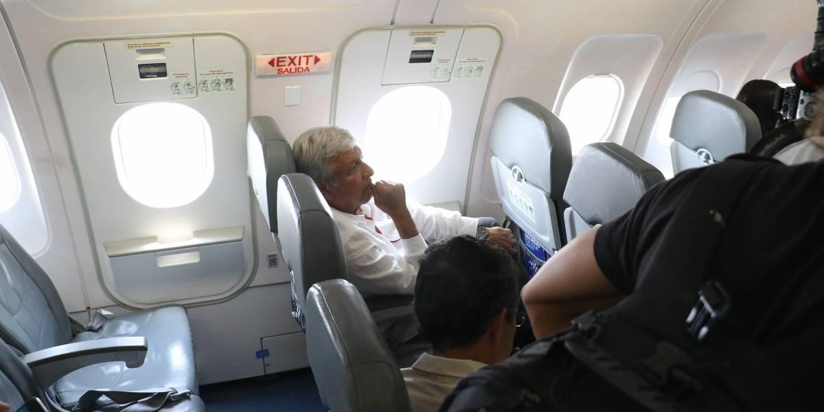 Rechaza AMLO pedir a Aeroméxico llamar a cuentas a piloto