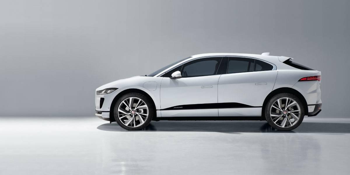 El Jaguar I-Pace conquista Alemania como el mejor SUV mediano de todos