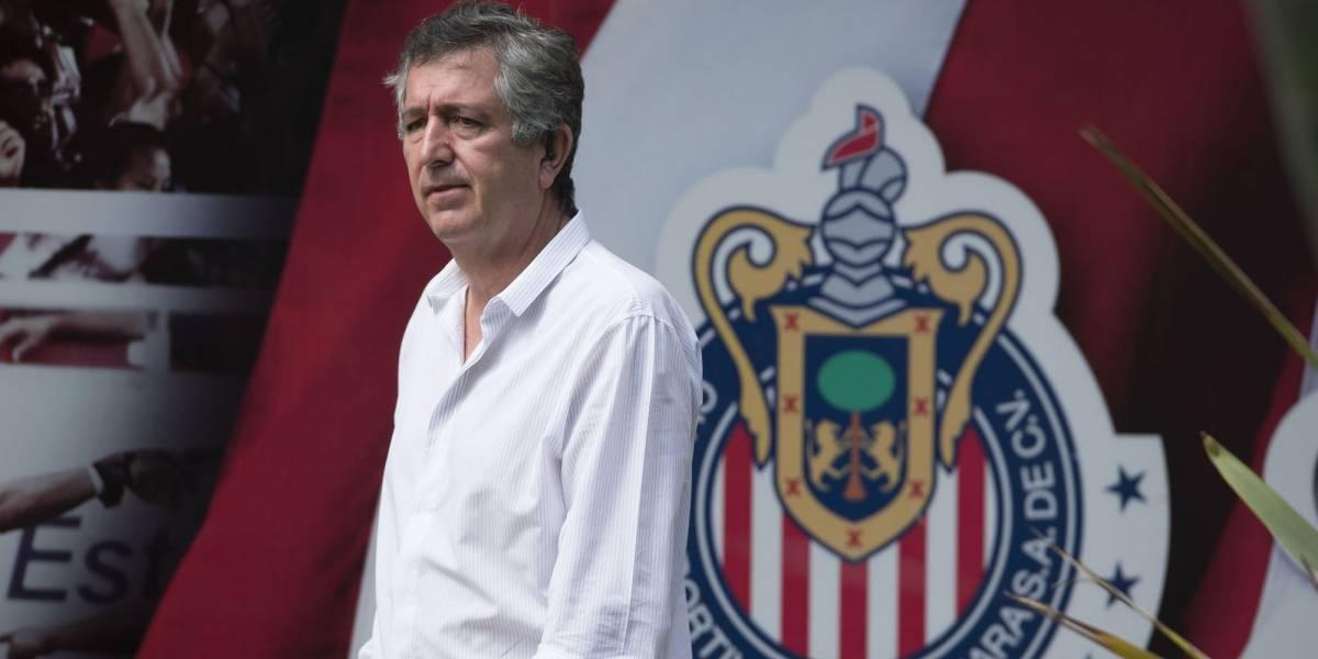 Jorge Vergara le salvó la vida al padre del 'Chapo' Sánchez