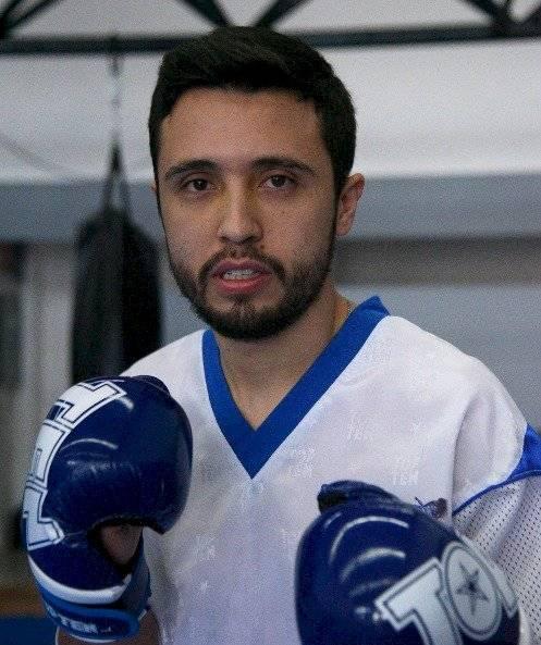 José Paz Mundial Kickboxing Turquía 2019