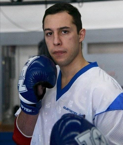 Juan Pablo Santiago Mundial de Kickboxing Turquía