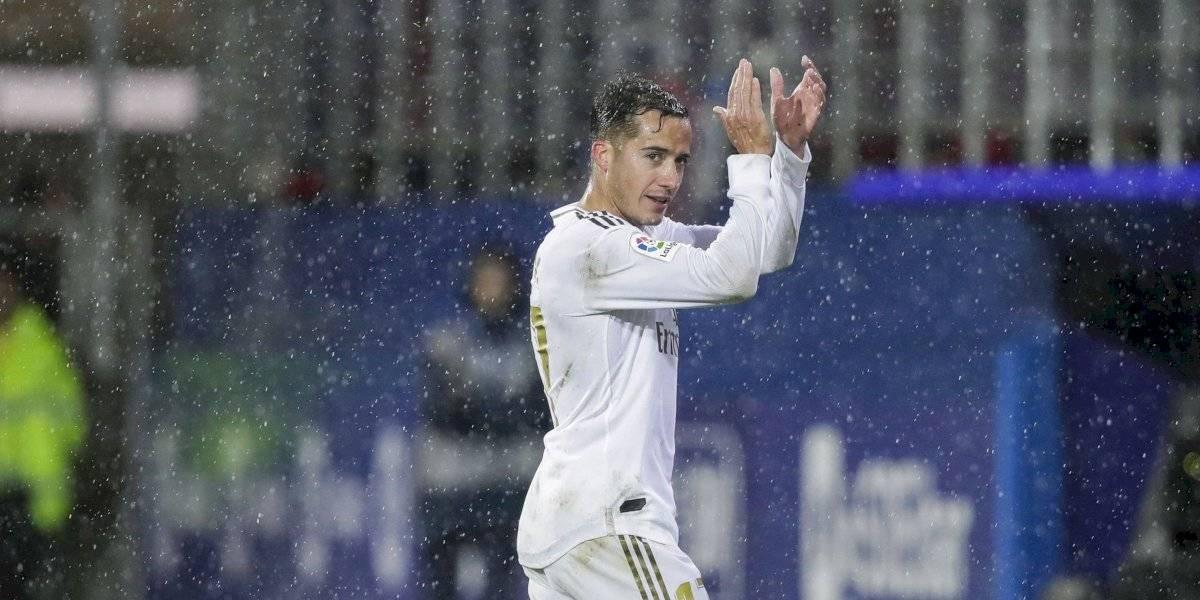 La insólita lesión de Lucas Vázquez que lamenta el Real Madrid