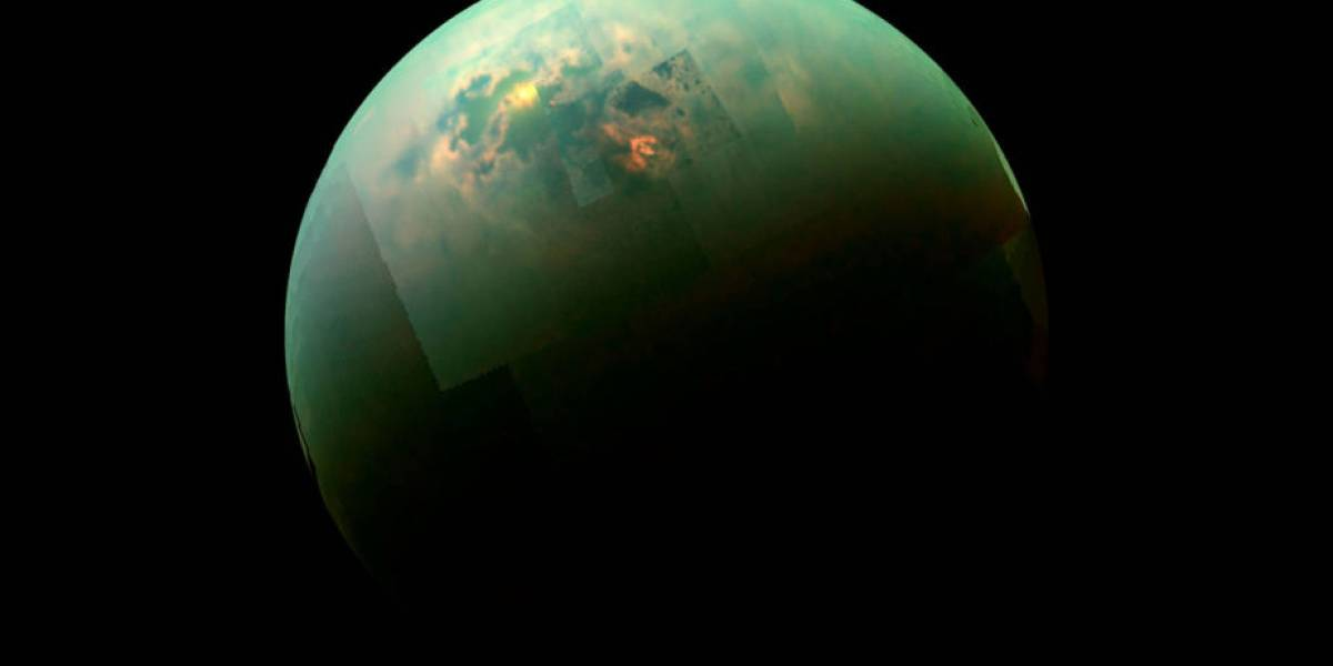 """La Tierra tiene un planeta """"gemelo"""", es Titán y tiene siete características similares"""