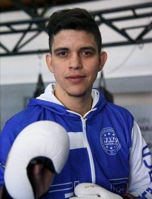 Mario Polanco Munidal Kickboxing Turquía 2019