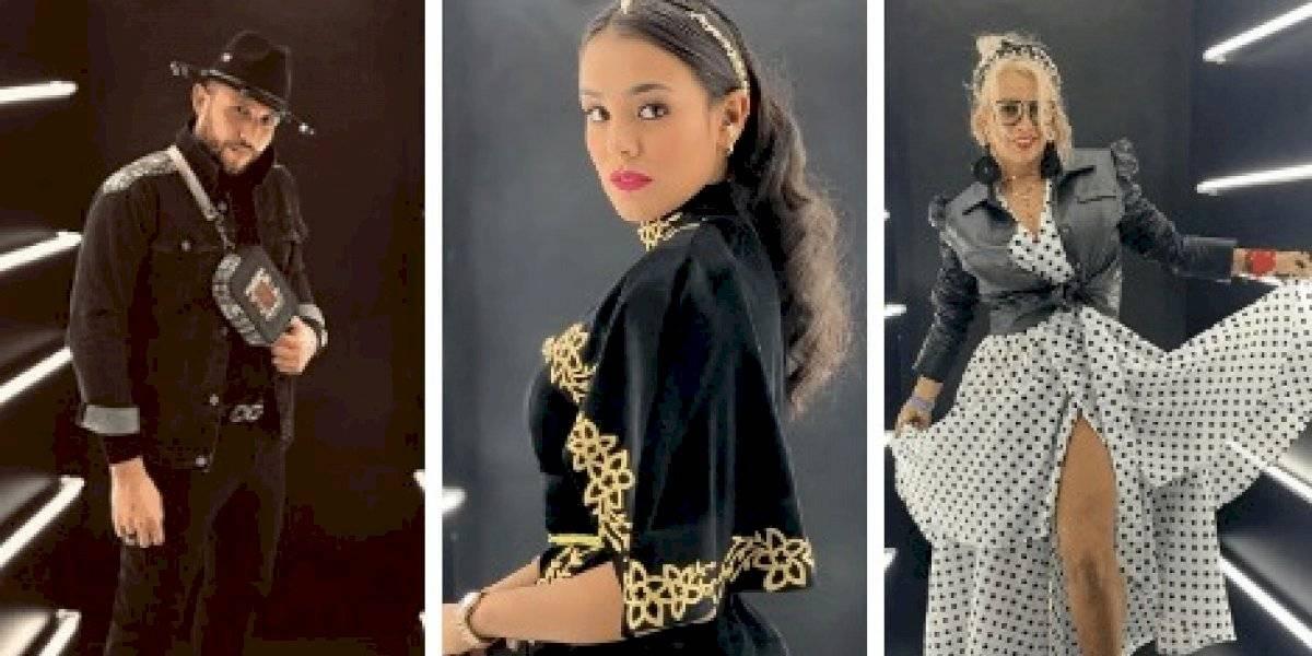 Los estilos más arriesgados y extravagantes de las personalidades en el Mercedes Benz Fashion Guatemala