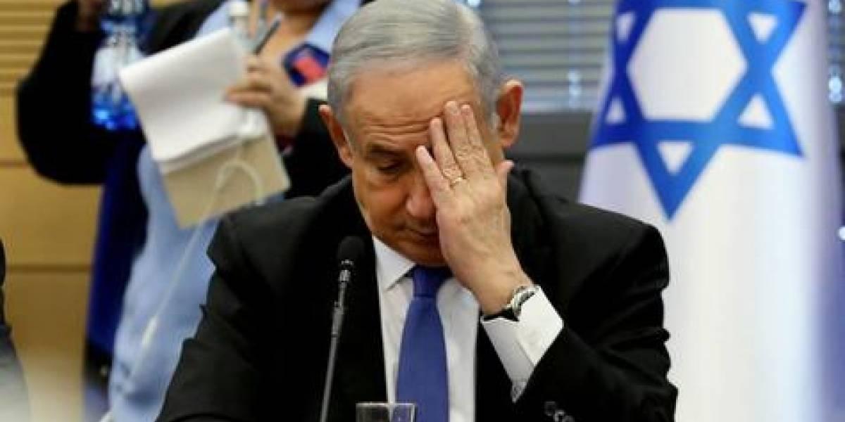 Fiscal general de Israel imputa a primer ministro Netanyahu por corrupción