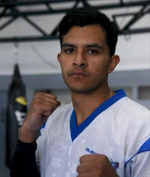 Oscar Guzmán Mundial Kickboxing Turquía 2019