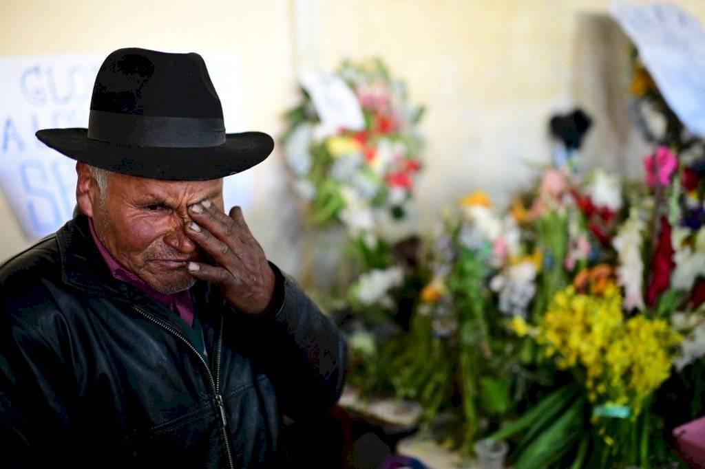 Enfrentamientos en Bolivia