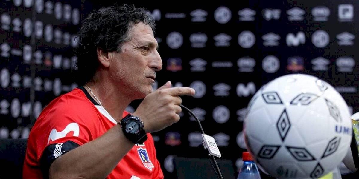 """El tajante discurso de Mario Salas: """"Hay señales que nos muestran que no están las condiciones dadas para jugar"""""""