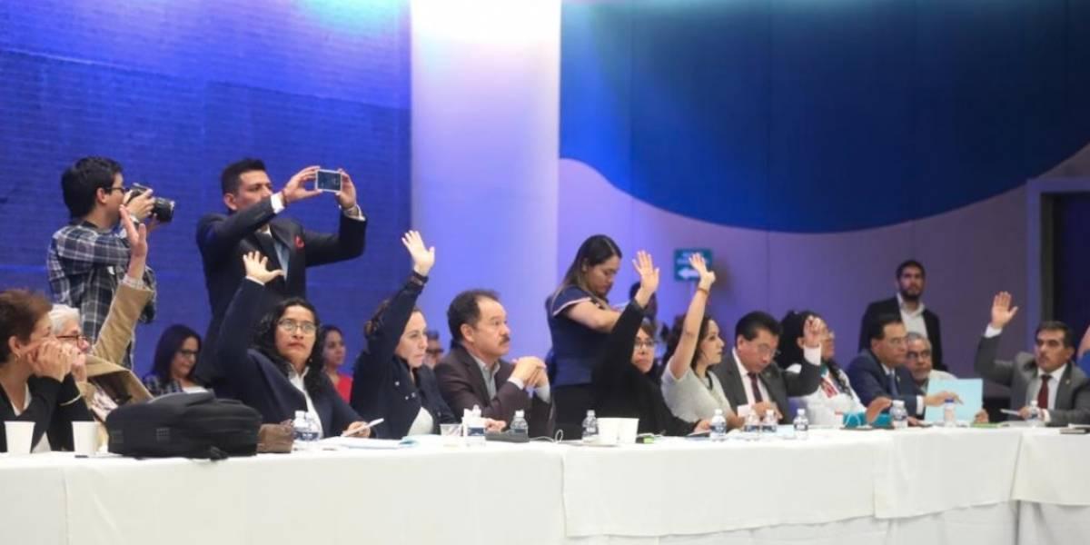 Diputados aprueban en comisiones el Presupuesto 2020