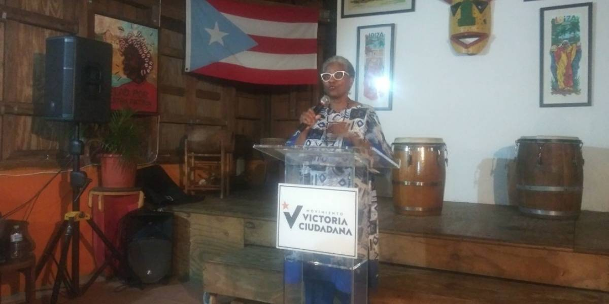 "Presidenta de Victoria Ciudadana: ""¡Basta ya SBS! ¡Basta ya Sr. Kobbo Santarrosa!"""