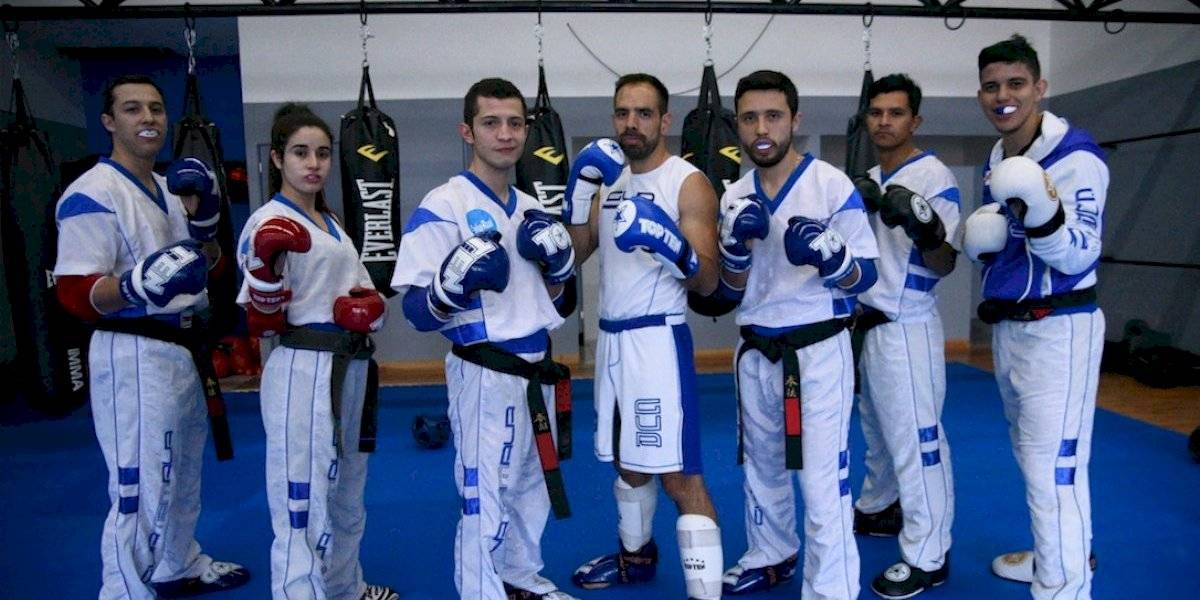 Selección de kickboxing va por las medallas en el Mundial de Turquía