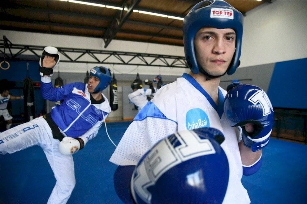 José Jorge Santiago Mundial Kickboxing Turquía 2019