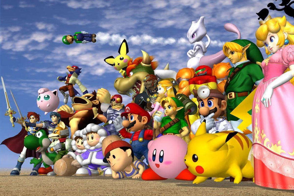 Super Smash Bros Nintedo