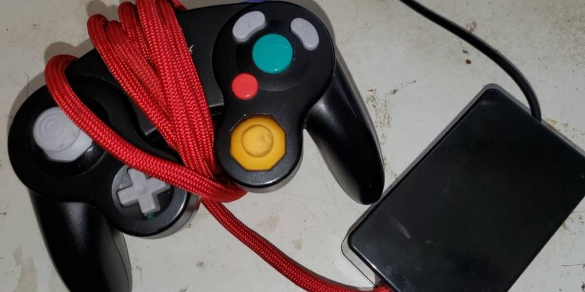 Super Smash Bros: Jugador crea un mando que te calienta las manos al jugar