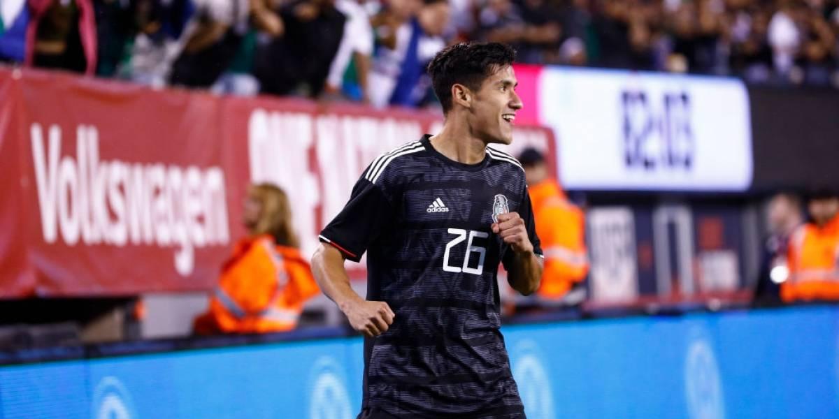 Galaxy deja libre al mexicano Uriel Antuna