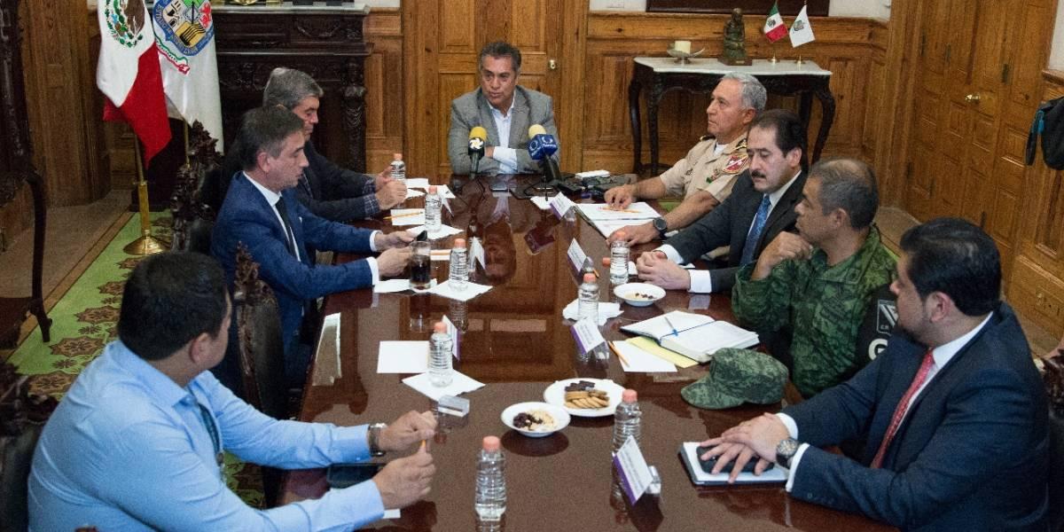 Promete Bronco resolver violencia en Nuevo León