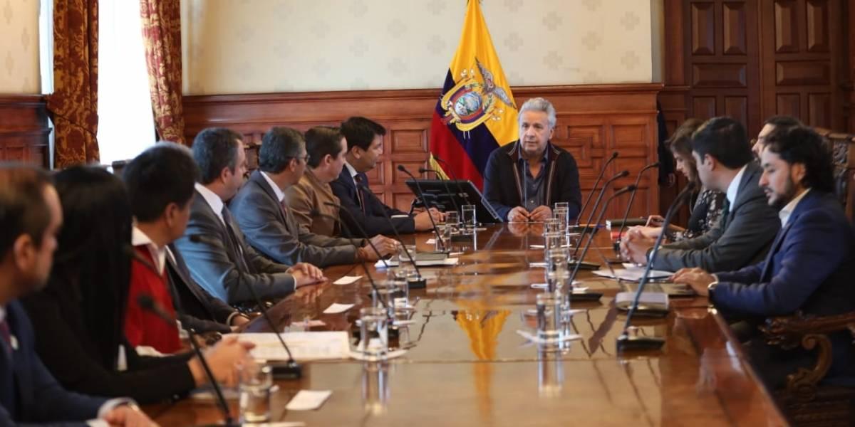 Ley económica 2019: ¿Qué se mantiene y se excluye tras reunión de Moreno con Asambleístas?