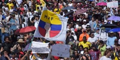 Movilizaciones en Colombia