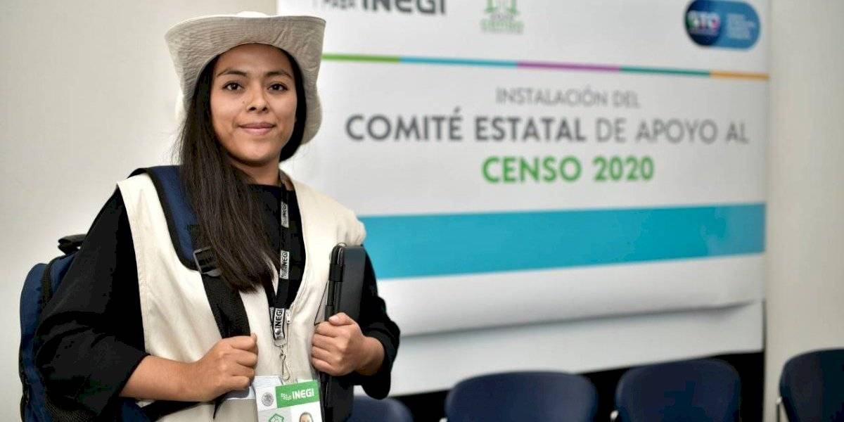 IPLANEG anuncia Censo de Población y Vivienda 2020 en Guanajuato