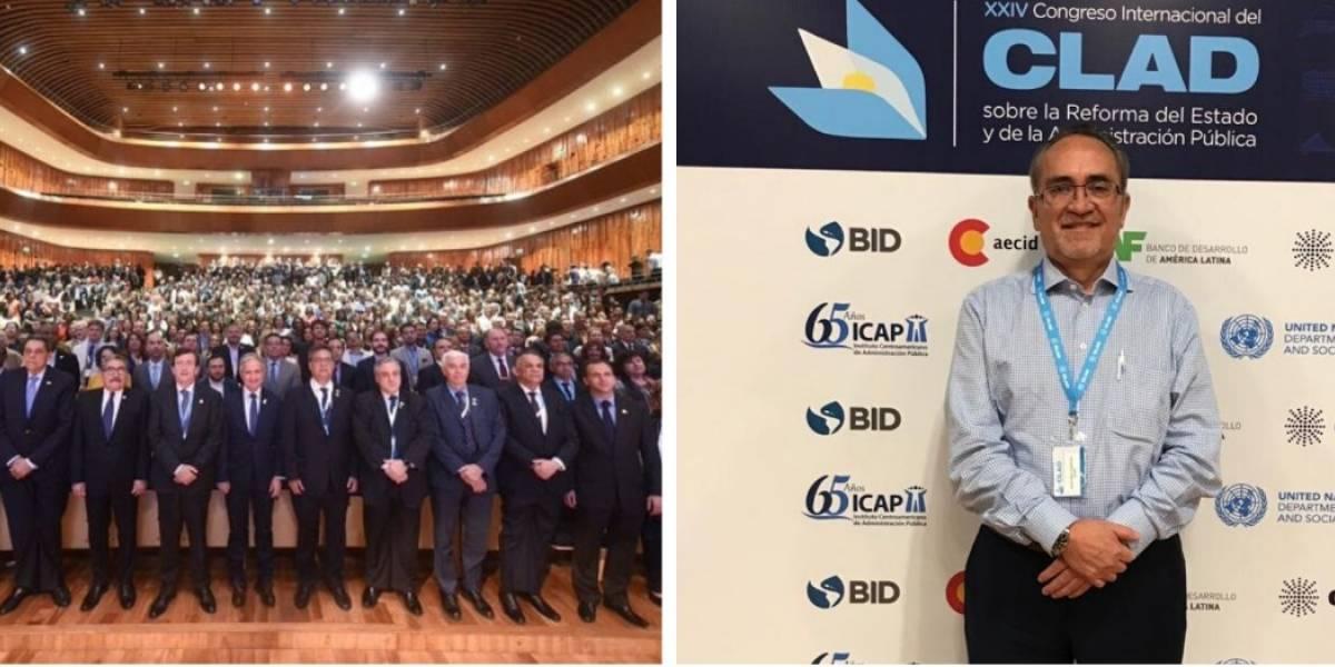 Sector eléctrico ecuatoriano es ejemplo iberoamericano de la excelencia en la gestión pública