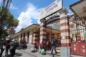 Hospitales en Bolivia