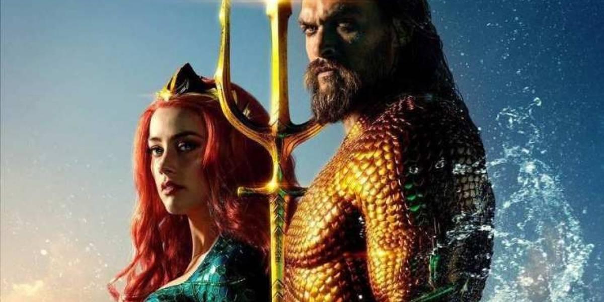 Recolectan más de 41.000 firmas para impedir que Amber Heard salga en Aquaman 2