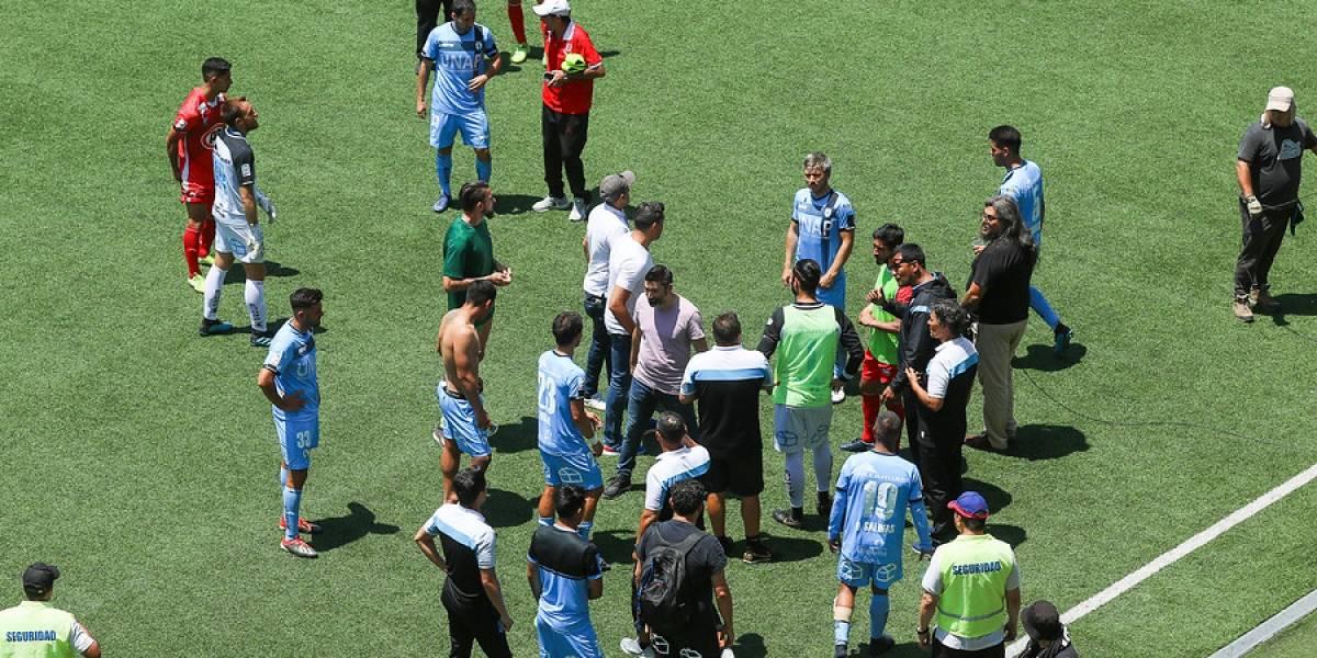 Sifup se pone firme tras la suspensión de La Calera-Iquique y llama a los futbolistas a no jugar este fin de semana