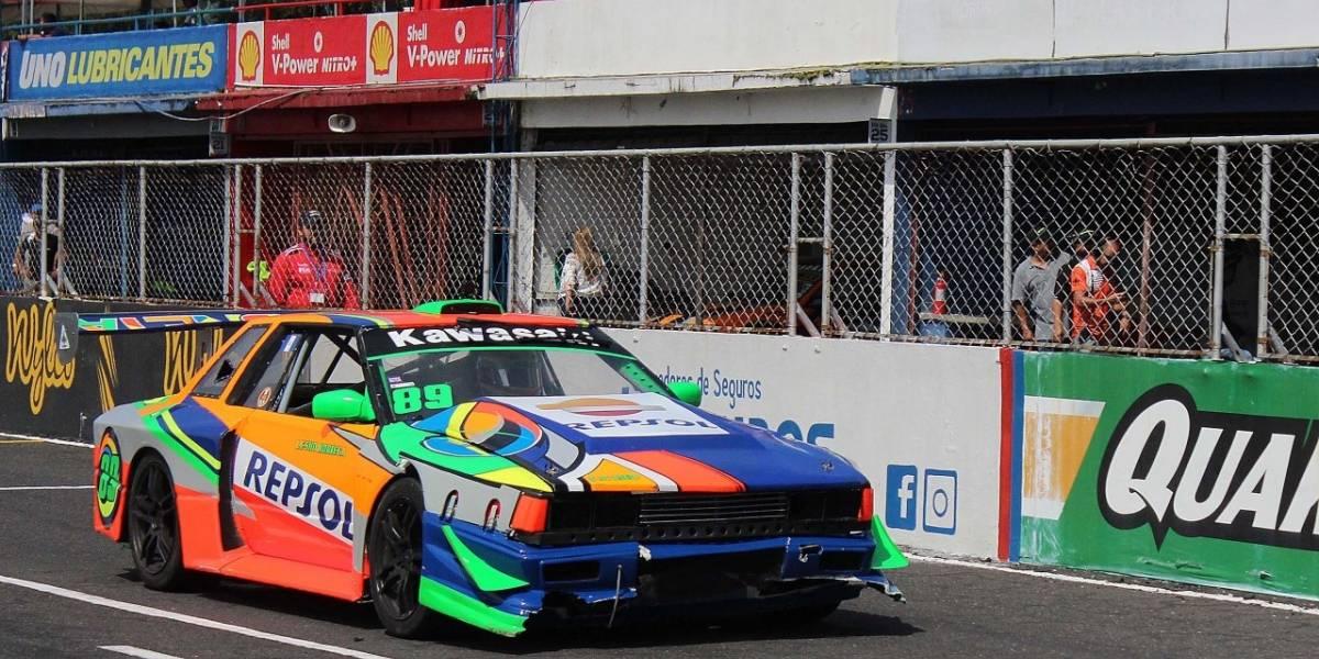 Automovilismo: Se define el campeonato Vintage Racing Guatemala