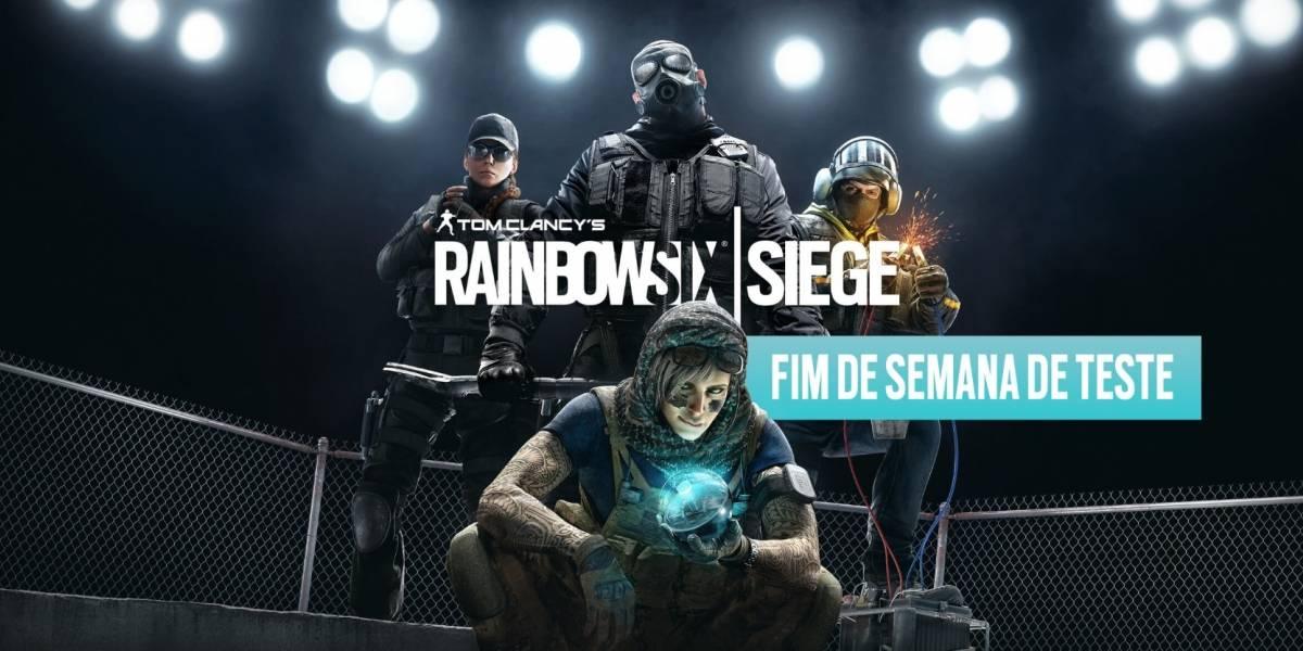 Tom Clancy's Rainbow Six: Siege está disponível gratuitamente por tempo limitado
