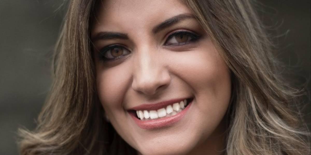 Reina San Francisco de Quito: Dayana Quevedo trabajará en prevención del embarazo adolescente
