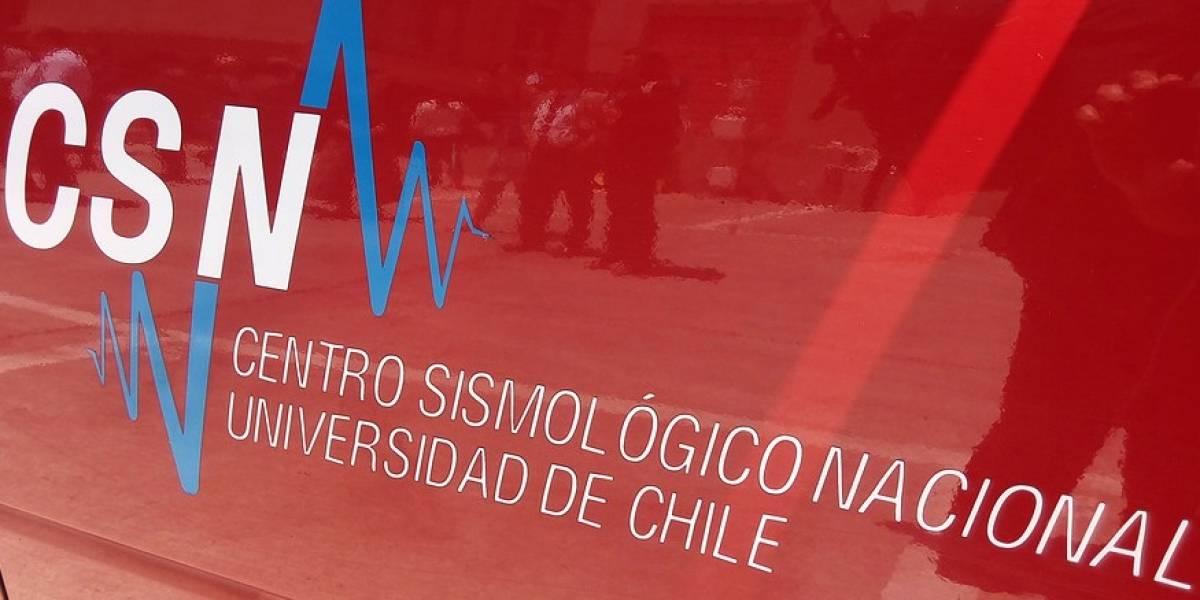 Sismo de mediana intensidad sacudió Santiago y región de Valparaíso