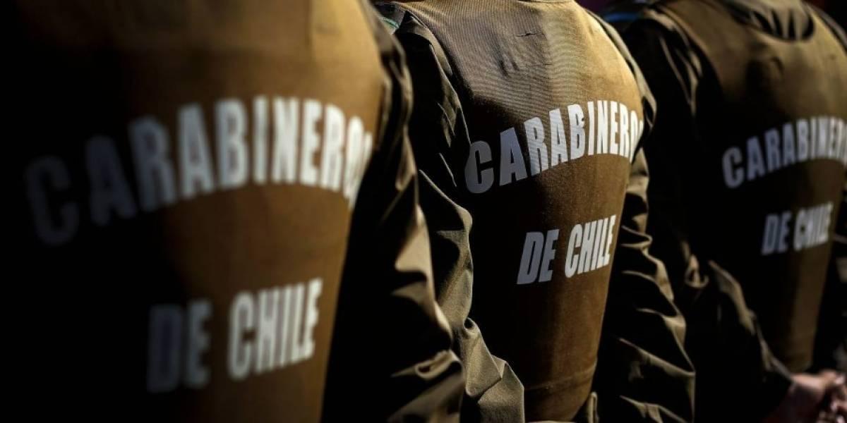 """Joven denuncia """"brutal agresión"""" y torturas por parte de carabineros en San Bernardo"""