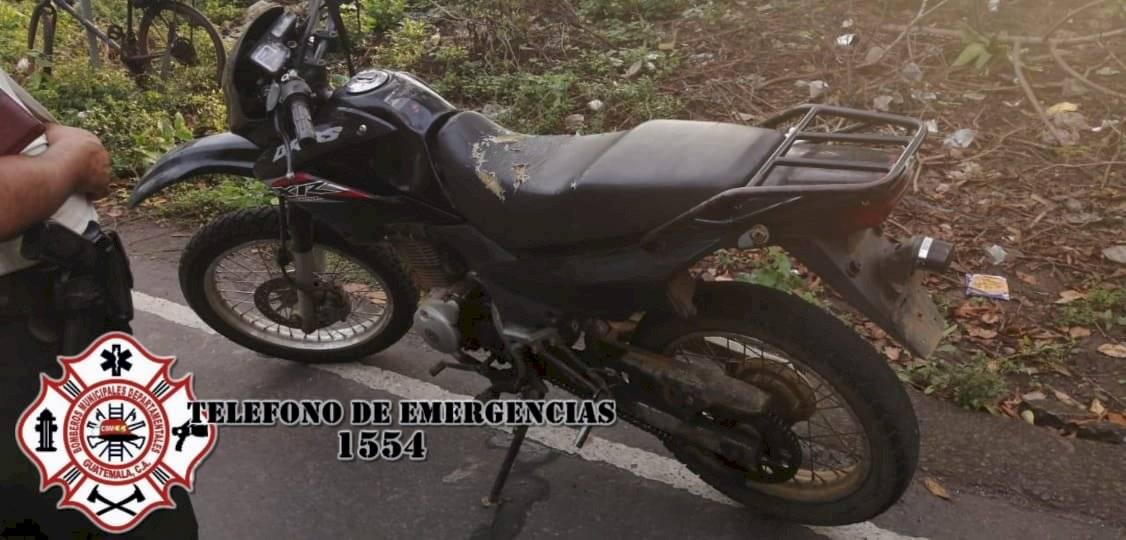 ciclista muere al ser atropellado por motocicleta en San Marcos