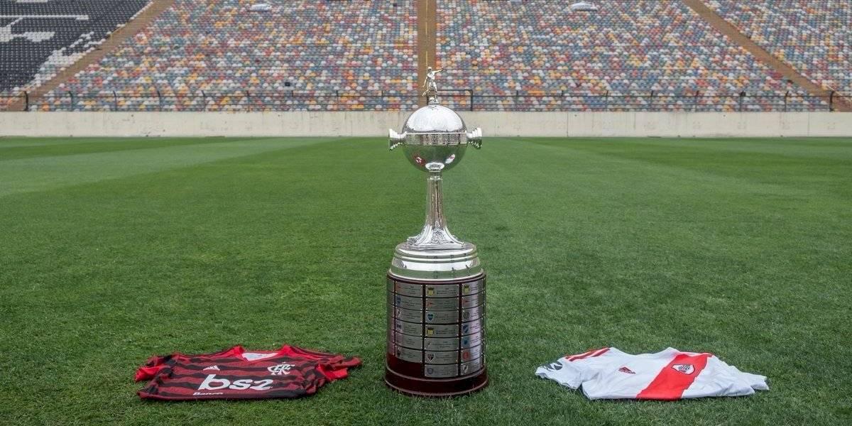 Flamengo vs River Plate, final de Copa Libertadores ¿Dónde y a qué hora ver el partido?