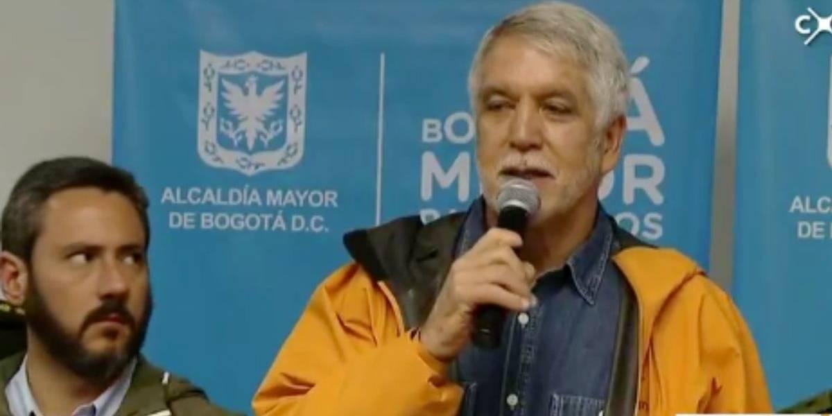 Peñalosa declara ley seca en Bogotá tras paro nacional