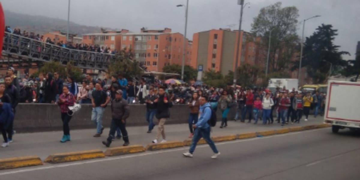 ¡Atención! Decretan toque de queda en toda Bogotá
