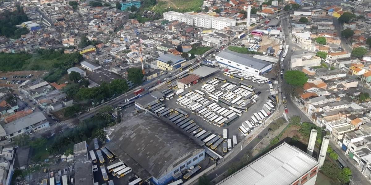Zona leste de São Paulo tem 2º dia de paralisação de ônibus; 41 linhas são afetadas
