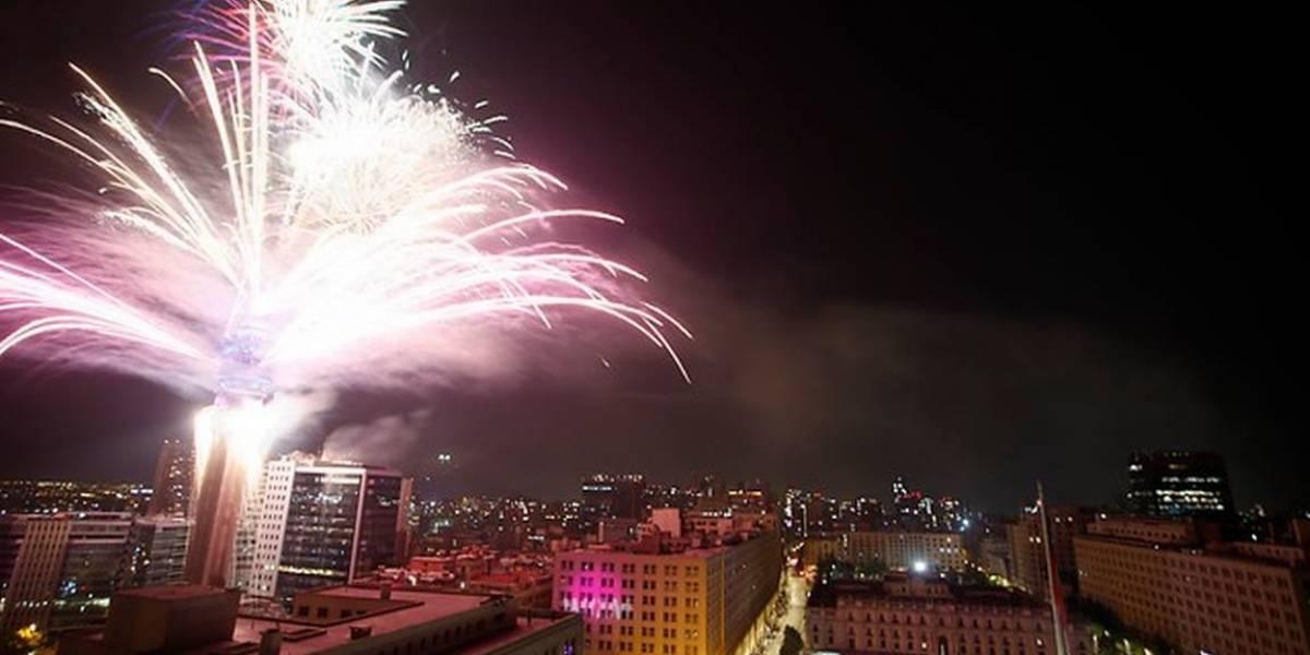 Confirmado: se suspende espectáculo de año nuevo en la Torre Entel