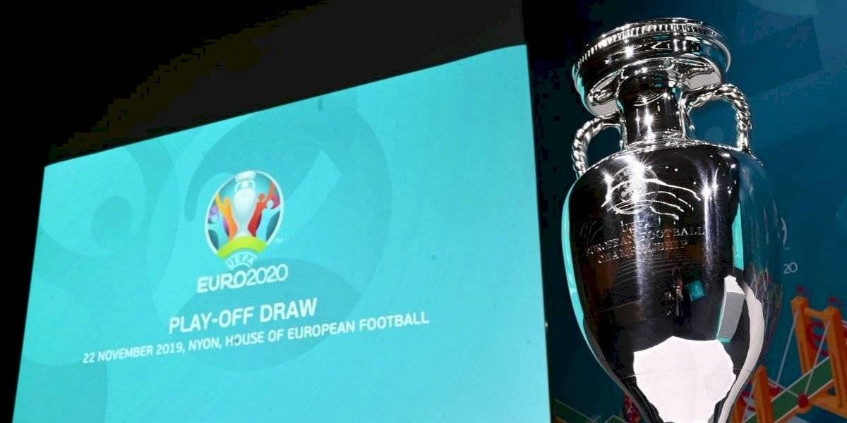 Definido el repechaje rumbo a la Eurocopa de 2020