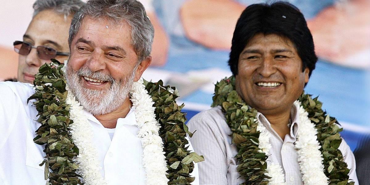 Lula: Evo sofreu golpe, mas errou ao tentar quarto mandato