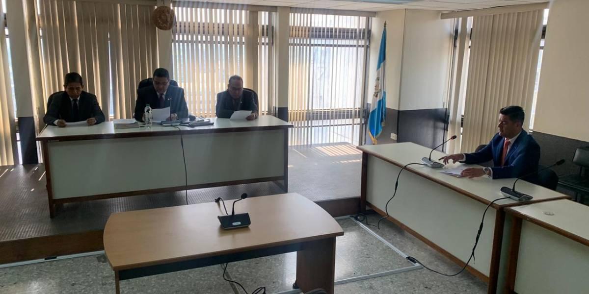 Tribunal ordena evaluación médica para el capo Haroldo Lorenzana