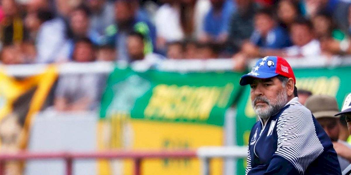 """Maradona destrozó a Riquelme por integrar lista opositora en Boca: """"Los dólares no pueden pesar más que las convicciones"""""""