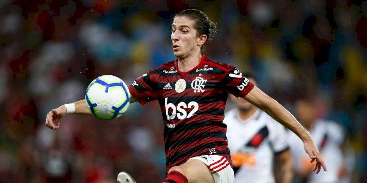 """Filipe Luis y el cambio de sede de la Copa Libertadores: """"Es una pena todo lo que ha pasado en Chile"""""""