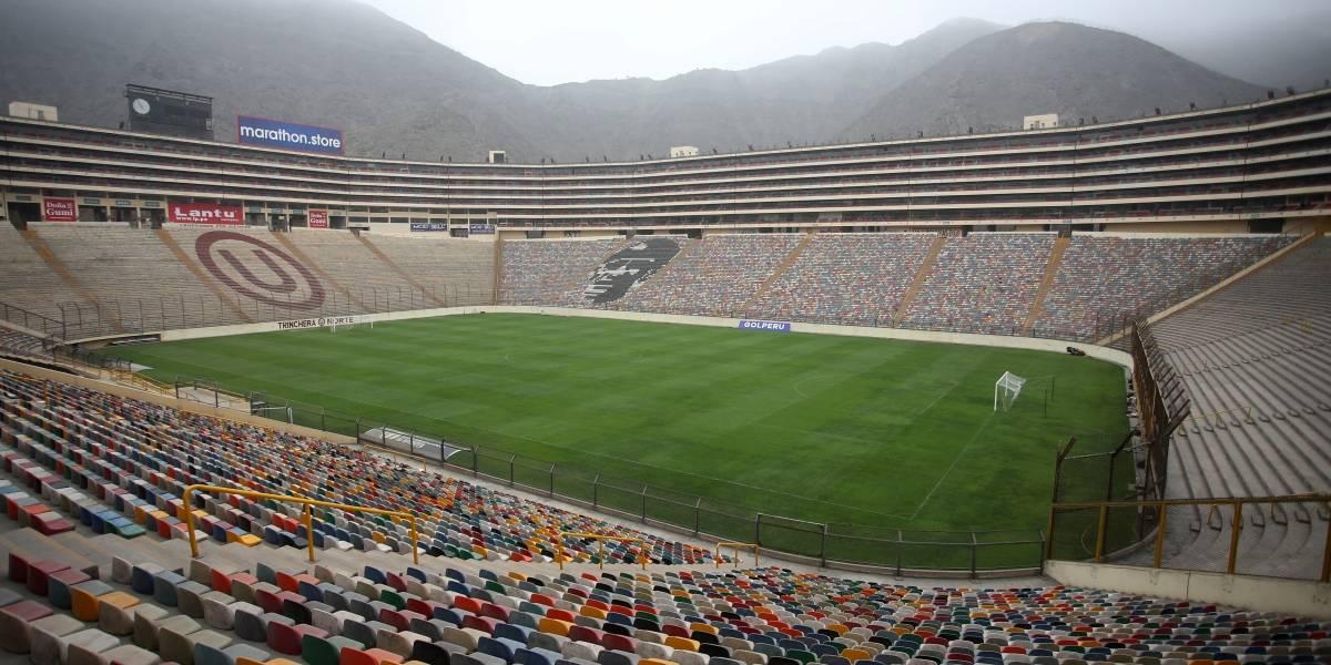Estadio que albergará final de la Libertadores 2019 sufre robo