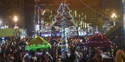 Festival Navideño de la Sexta Avenida 2019